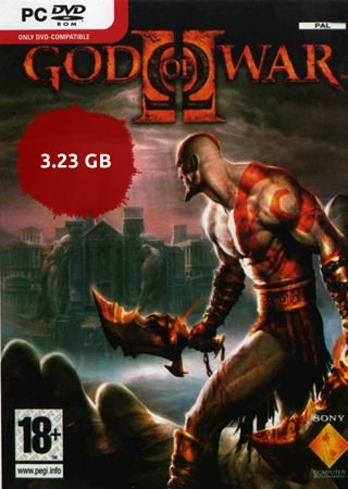 God of War II PC Full Tek Link