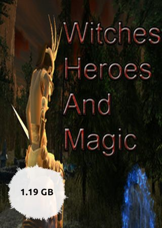 Witches Heroes and Magic Full