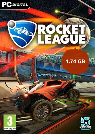 Rocket League 2015 Full Tek Link