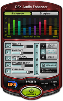 DFX Audio Enhancer v12.021