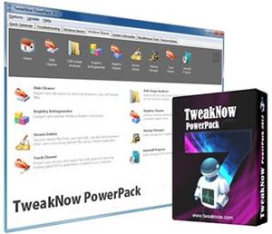 TweakNow PowerPack v4.60 Full
