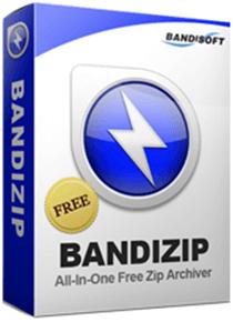Bandizip v5.12 B12822 Türkçe