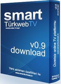 SmartTürk Web TV 2015 v0.9 Türkçe