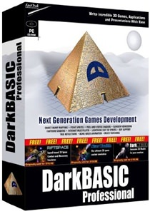 DarkBASIC Professional v6.9 Full indir