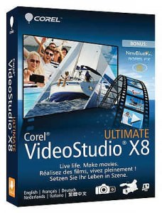 Corel VideoStudio Ultimate X8 Full (x86 / x64)