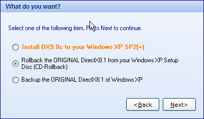 DirectX Happy Uninstall v3.97 Full indir