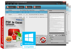 Aiseesoft PDF to Excel Converter v3.3.10