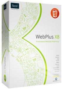 Serif WebPlus X8 v16.0.3.30 Full indir