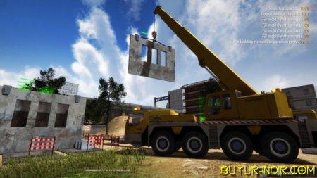 Construction Machines 2016 PC Full