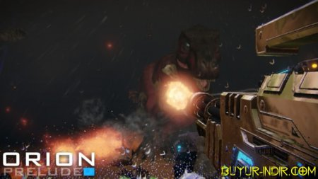 Orion: Dino Horde PC Tek Link Full
