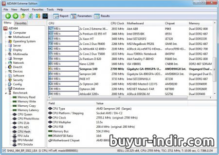 AIDA64 Extreme Edition v5.95.4500 Türkçe
