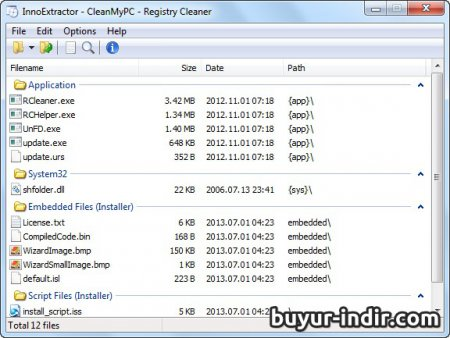 InnoExtractor Plus v5.1.7.182 Türkçe Full