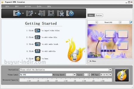 Tipard DVD Creator v3.5.16 Full