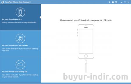 FonePaw iPhone Data Recovery v2.7.0.48974