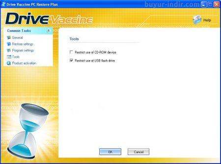 Drive Vaccine PC Restore Plus v10.4