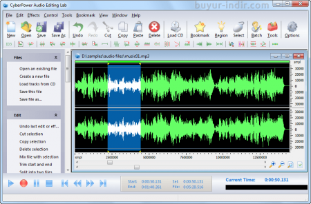 CyberPower Audio Editing Lab v10.1.2 Full
