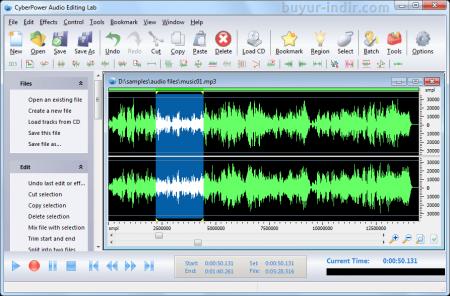 CyberPower Audio Editing Lab v10.1.2 Full