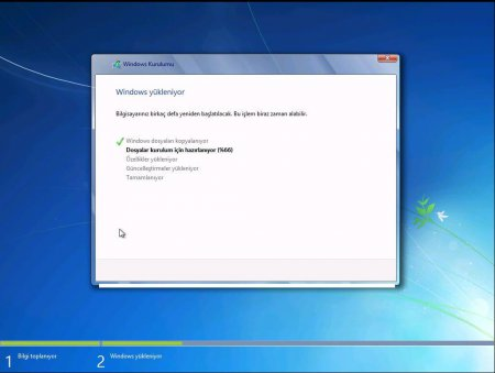Windows 7 Starter SP1 2015 Türkçe Full