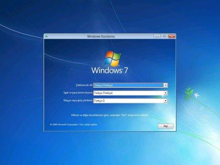 Windows 7 Home Basic SP1 2015 Türkçe Full (x86 - x64)