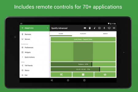 Unified Remote v3.4.1 - APK Full
