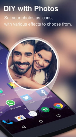 Solo Launcher Clean Snooth DIY v2.3.6 - APK Full