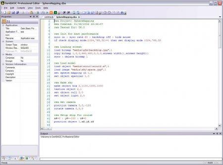 DarkBASIC Professional v6.9 Full indir
