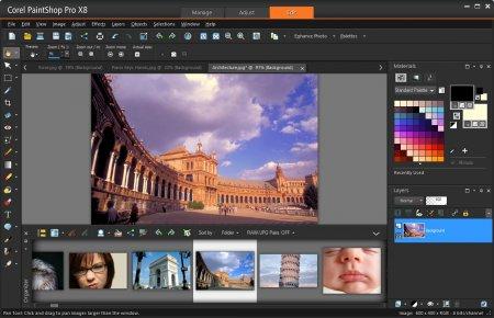 Corel PaintShop Pro X8 Ultimate v18.0.0.124 Special Edition