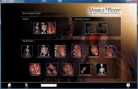 Visible Body 3D Human Anatomy Pack 08.01.13 Full