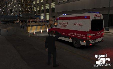 GTA 4 Turkish City 2 v2.012 Full Tek Link indir