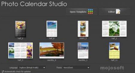 Mojosoft Photo Calendar Studio 2015 v2.0