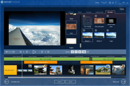 Ashampoo Movie Studio v2.0.5.7 Türkçe Full indir