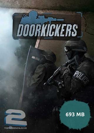 Door Kickers v1.0.8 Full indir