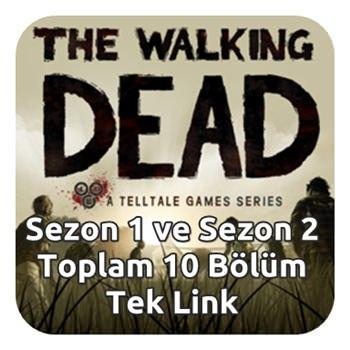 The Walking Dead PC Tüm Bölümleri Tek Link (S1 ve S2)