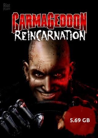 Carmageddon: Reincarnation PC Full indir