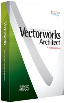 Nemetschek Vectorworks 2015 SP4 Full