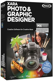 Xara Photo & Graphic Designer 365 v12.3.0.46908