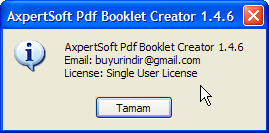 AxpertSoft PDF Booklet Creator v1.4.6 Full indir