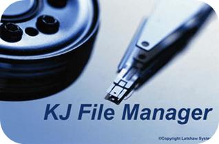 KJ File Manager v3.3.3 Full indir