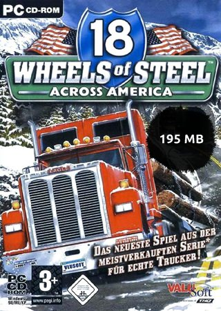 18 Wheels of Steel: Across America Full Tek Link