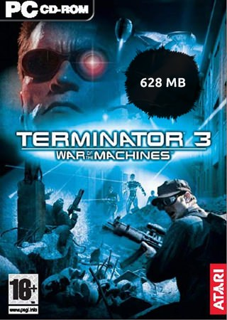 Terminator 3: War of the Machines Full indir