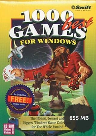 1.000 Best Games for Windows (1.000 Adet Oyun)