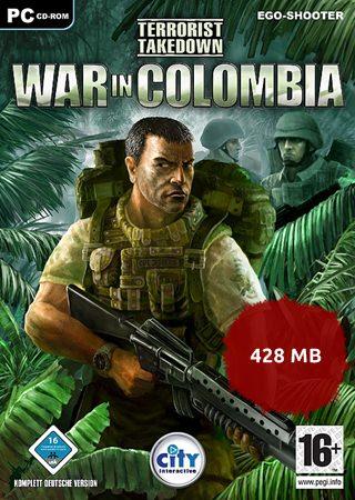 Terrorist Takedown: War in Colombia Tek Link