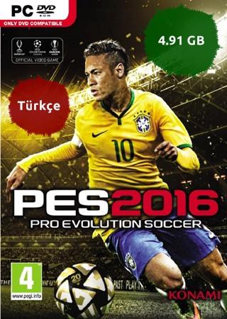 PES 2016 - Türkçe - Reloaded - Full - Tek Link