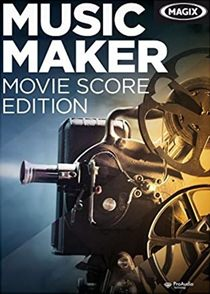 MAGIX Music Movie Maker Score Edition v21.0.3.47