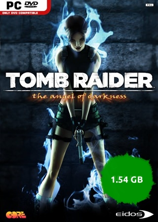 Tomb Raider: The Angel of Darkness PC Full