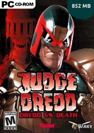 Judge Dredd: Dredd vs Death Full