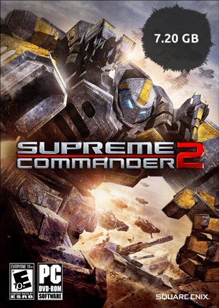 Supreme Commander 2 Full indir