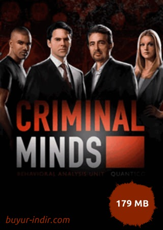 Criminal Minds PC Tek Link indir