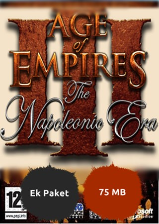 Age of Empires III: The Napoleonic Era Full indir