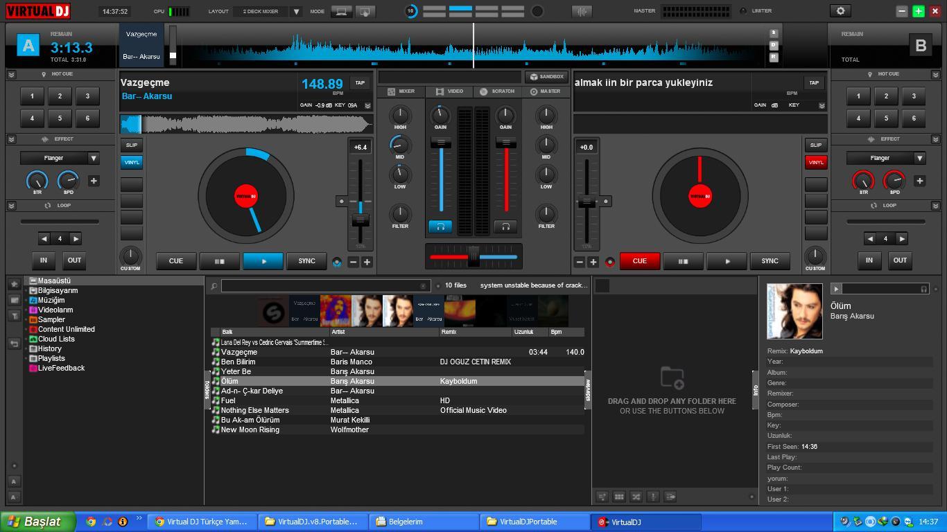 atomix virtual dj 8 0 pro